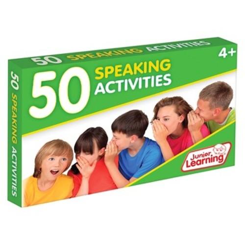 Junior Learning 50 Speaking Activities
