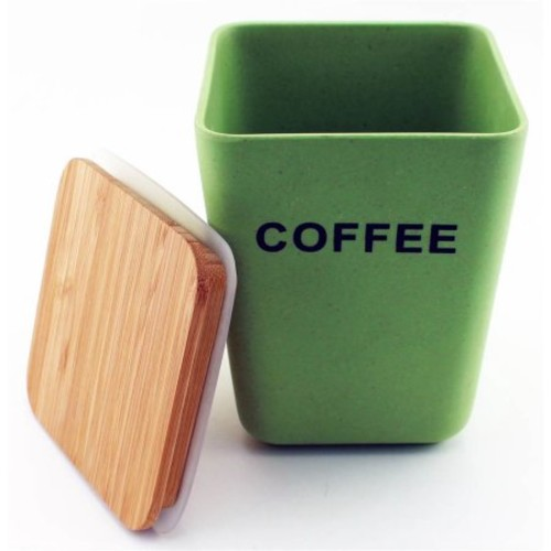 Coffee Storage Canister with Cover