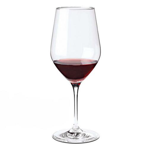 Wine Enthusiast Fusion Classic Cabernet and Merlot Wine Glasses - Set of 4