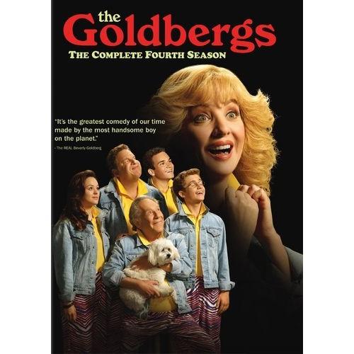 The Goldbergs: Season Four [3 Discs] [DVD]