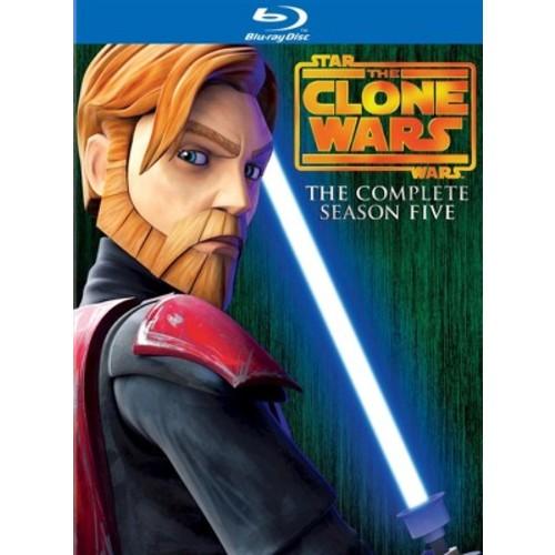 Star Wars: The Clone Wars - The Complete Season Five [3 Discs] [Blu-ray]
