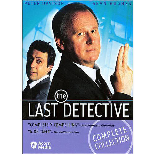 The Last Detective: Complete Collection [9 Discs] [DVD]