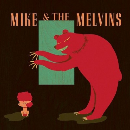 Mike & the Melvins - Three Men and a Baby (LP) (Vinyl)