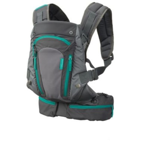 Infantino Carry On Multi-Pocket Carrier in Grey