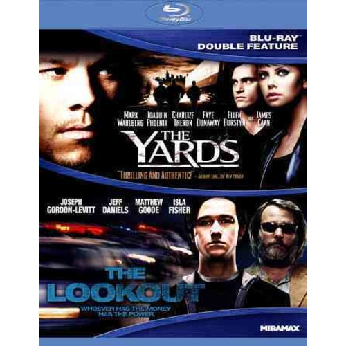 The Yards/The Look Out (Blu-ray Disc)