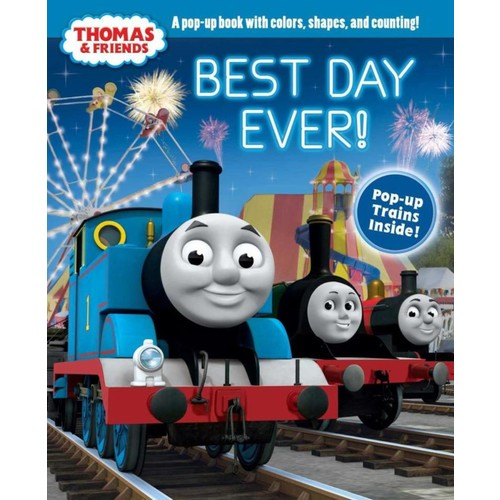 Thomas & Friends Best Day Ever! Book