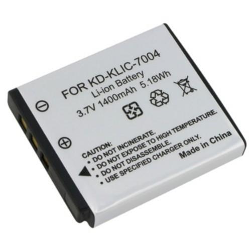 Insten 230414 2-Piece DV Battery Bundle For Kodak KLIC-7004/Fuji NP-50/Pentax DL-I68/Fujifilm x20