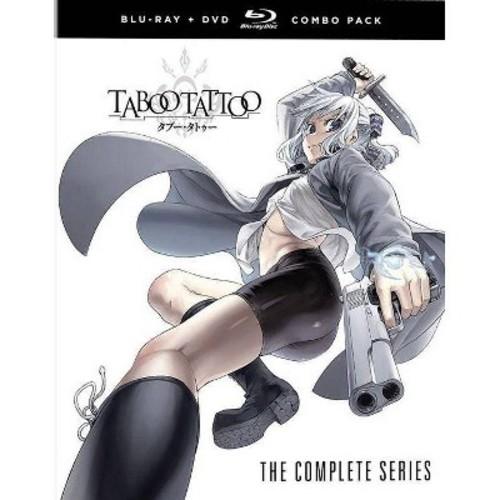 Taboo Tattoo:Complete Series (Blu-ray)
