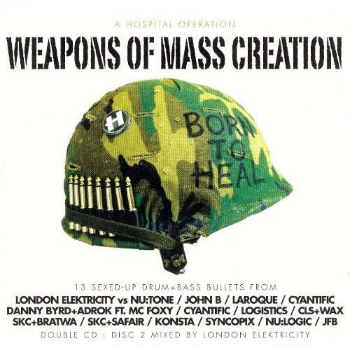 Weapons of Mass Creation, Vol. 1 [LP] - VINYL