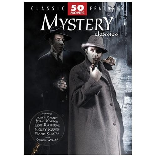 Mystery Classics 50 Movie Pack