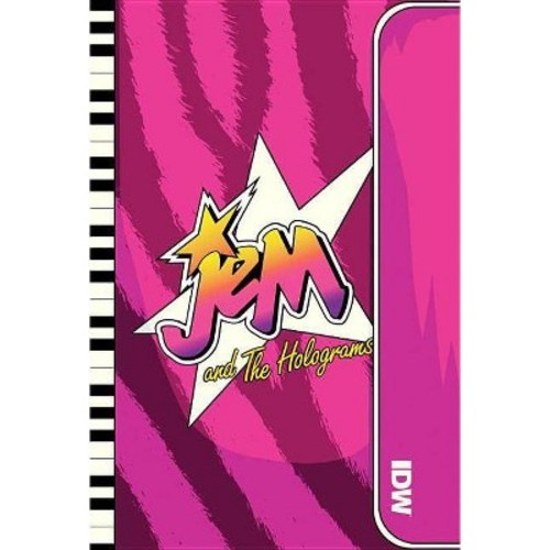 Jem and the Holograms : Outrageous Edition (Hardcover) (Kelly Thompson)