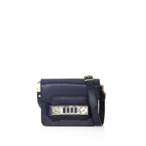 PS11 Leather Crossbody Bag