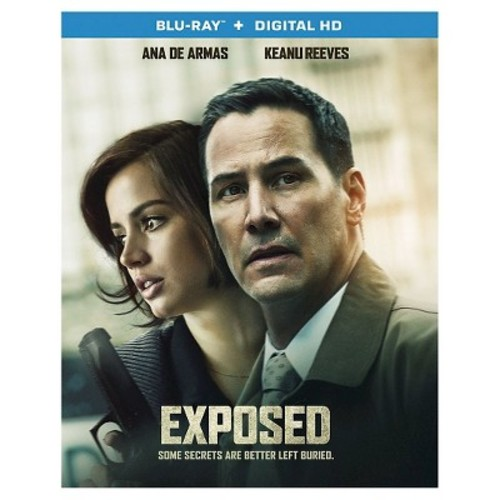 Exposed (Blu-ray/Digital)
