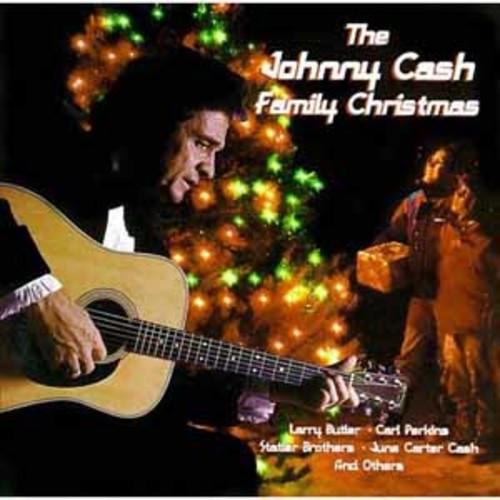 Johnny Cash Family Christmas [Audio CD]