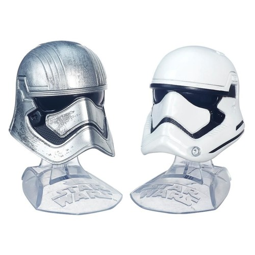 Star Wars: The Force Awakens Black Series Diecast Phasma and Flametrooper