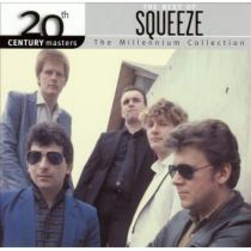 20th Century Masters - The Millennium Collection: The Best of Squeeze [CD]
