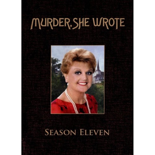 Murder, She Wrote: Season Eleven [5 Discs] [DVD]