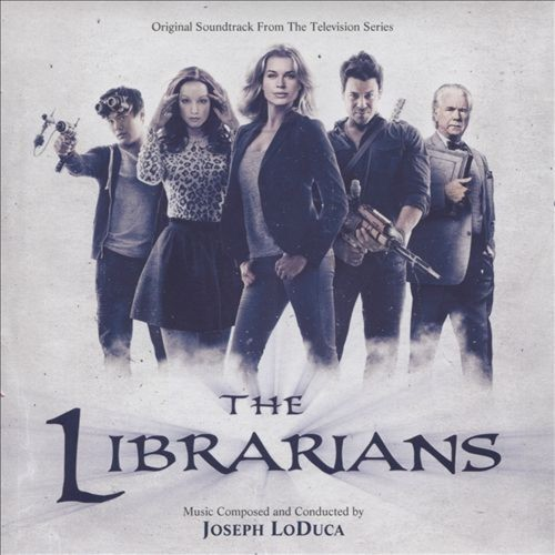 The Librarians [Original Soundtrack from the Television Series] [CD]