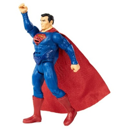 DC Justice League Talking Heroes Superman Action Figure 6