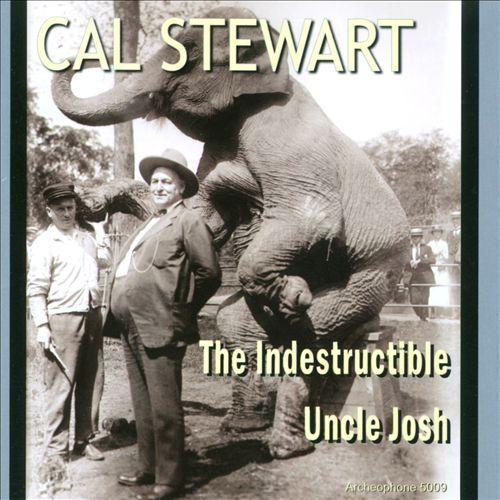 The Indestructible Uncle Josh [CD]
