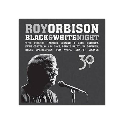 Roy Orbison - Black & White Night (CD)
