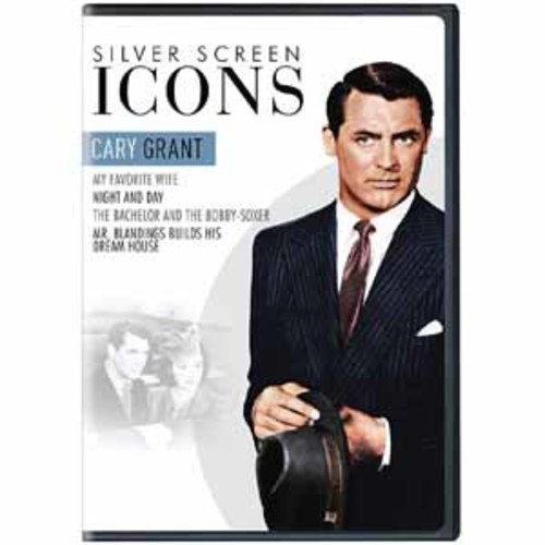 Silver Screen Icons: Cary Grant [DVD]