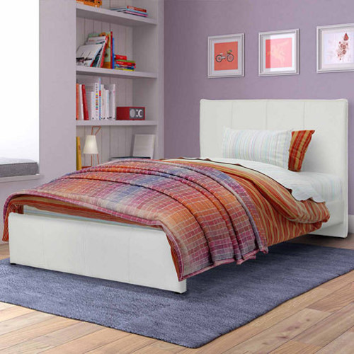 Fairfield Bonded Leather Bed