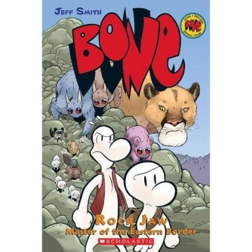 Bone #5: Rock Jaw: Master of the Eastern Border