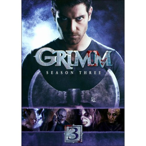 Grimm: Season Three [5 Discs] [DVD]