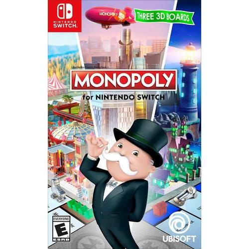 Monopoly for Nintendo Switch - Nintendo Switch