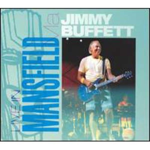Live in Mansfield, MA Jimmy Buffett Audio Compact Disc