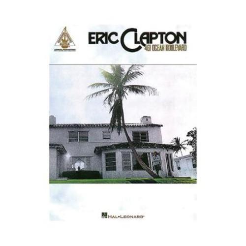 Hal Leonard Eric Clapton - 461 Ocean Boulevard Guitar Tab Songbook