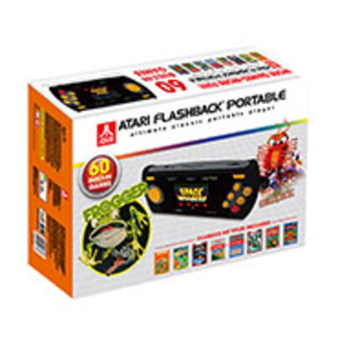 Atari Flashback Portable: Ultimate Classic Portable Player