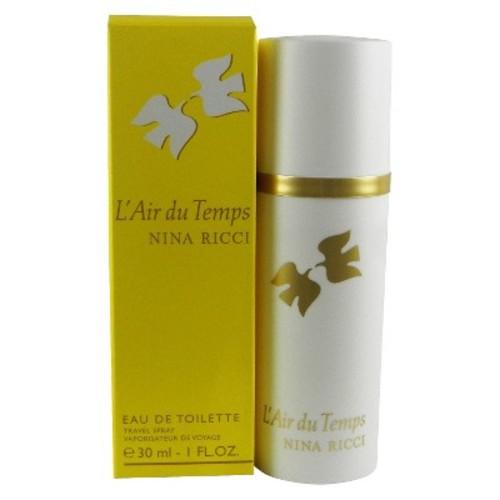 Nina Ricci L'Air Du Temps Eau De Toilette Travel Spray, 1 Oz