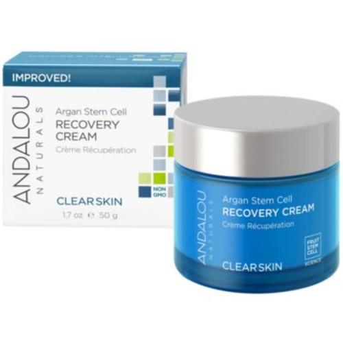 Andalou Naturals Argan Stem Cell Recovery Cream -- 1.7 oz