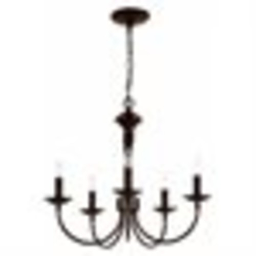 Trans Globe Lighting Candle 9015 ROB Chandelier