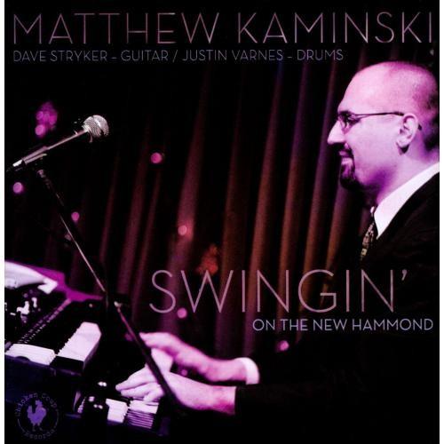 Swingin' On the New Hammond [CD]