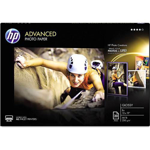 HP Advance...