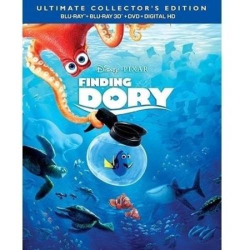 Finding Dory (Blu-ray + Blu-ray + DVD)