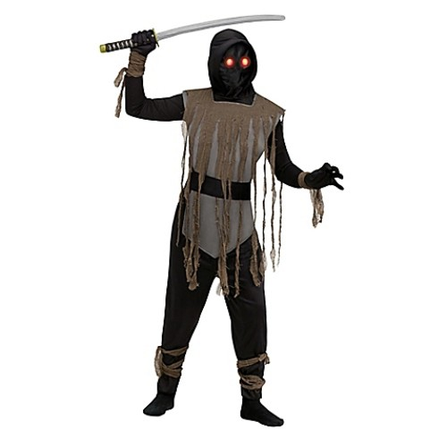 Fade In and Out Ninja Large Child's Halloween Costume