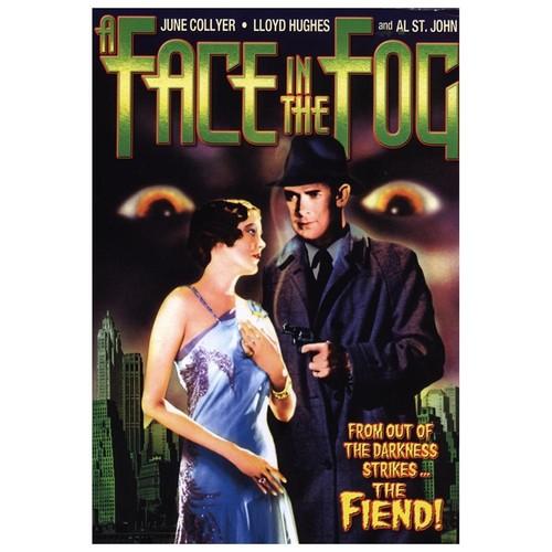 FACE IN THE FOG / (B&W)