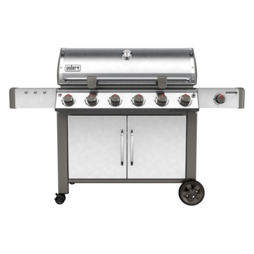 Weber Genesis II LX S-640 Natural Gas Grill