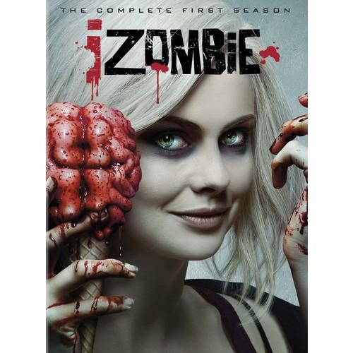 IZombie: The Complete First Season [3 Discs] [DVD]