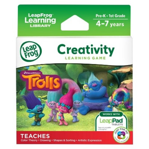 LeapFrog Learning Library: SW Trolls