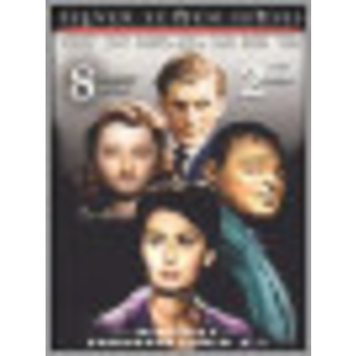 Silver Screen Series: 8 Classic Films [2 Discs] [DVD]