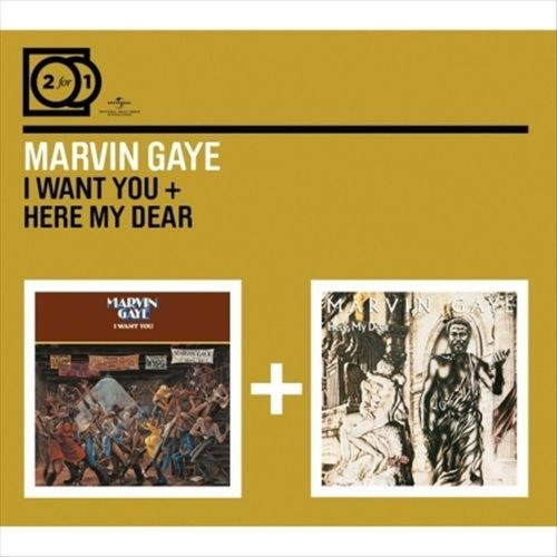 I Want You/Here My Dear [CD]