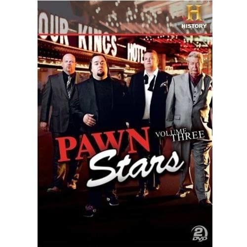 Pawn Stars, Vol. 3 [2 Discs] [DVD]