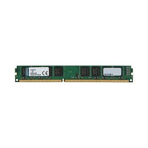 Kingston 8GB Module - DDR3 1600MHz - 8 GB (1 x 8 GB) - DDR3 SDRAM - 1600 MHz DDR3-1600/PC3-12800 - Non-ECC - Unbuffered - 240-pin - DIMM