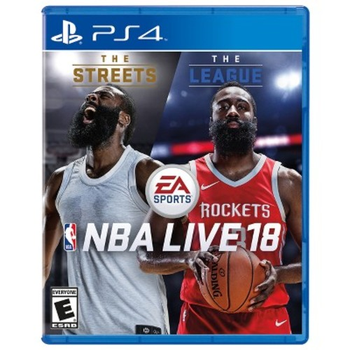NBA LIVE 18 - PlayStation 4
