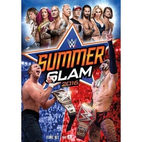 WWE: Summerslam 2016 [DVD] [2016]